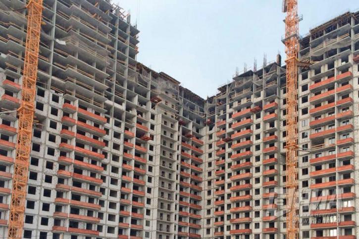 Ксередине осени вПетербурге ввели вэксплуатацию 112 домов
